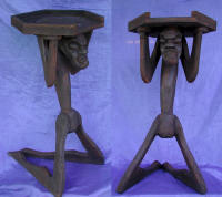 telephone table primitive furniture by art export bali indonesia