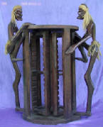 cd rack primitive furniture by art export bali indonesia
